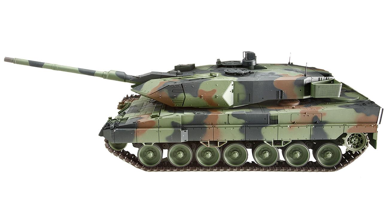 rc panzer leopard 2a6 metallketten 1 16 2 4 ghz. Black Bedroom Furniture Sets. Home Design Ideas