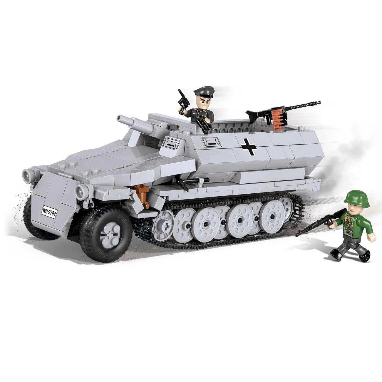Cobi Small Army Bausatz Halbkettenfahrzeug Sd Kfz 2519 Ausf C