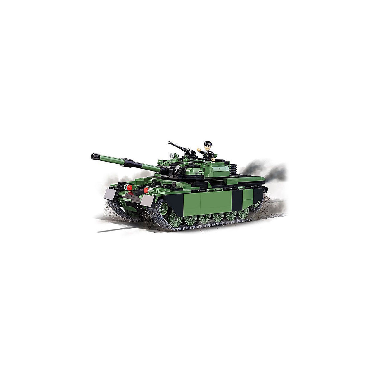 Cobi The Tank Museum Small Army Bausatz Panzer Chieftain 620 Teile 2494 0