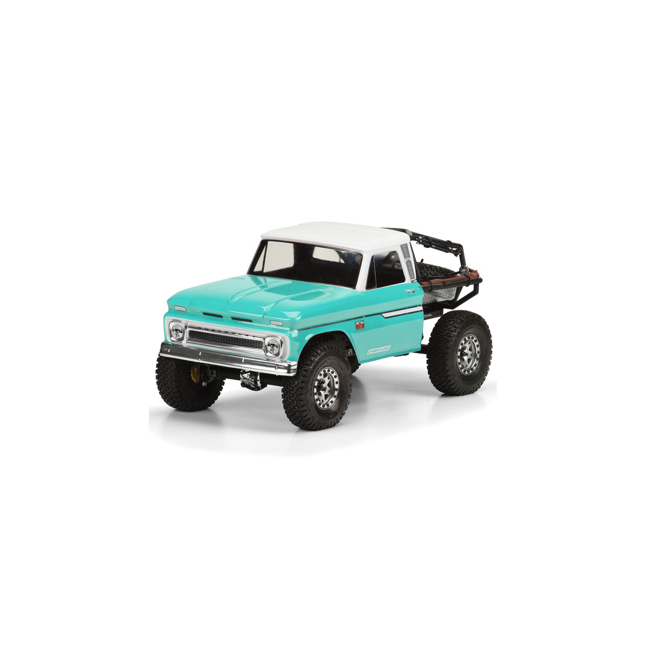 Pro-Line 1:10 Lexan Karosserie Chevrolet C-10 1966 Cab f. Axial Honcho 3483-01 0