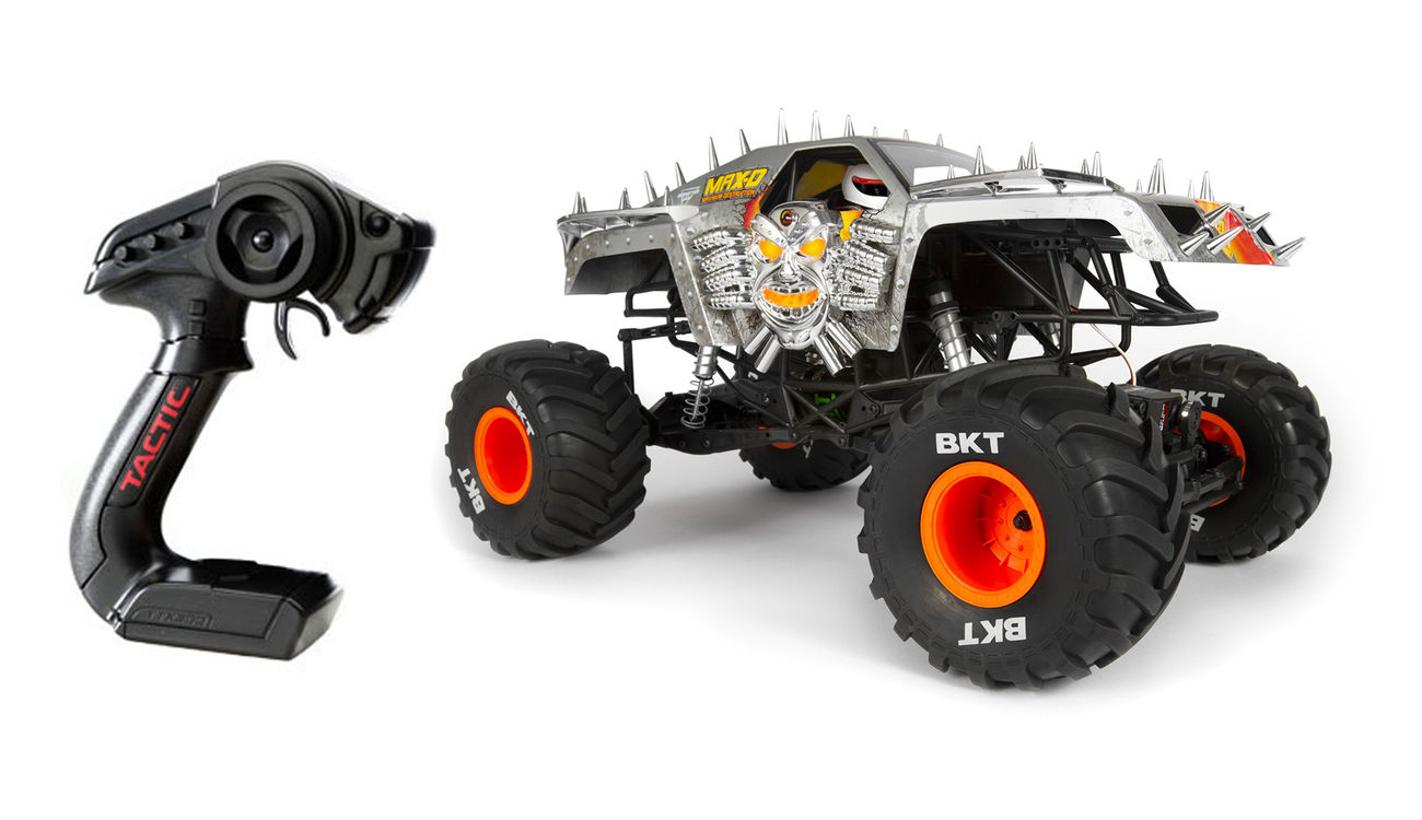 Axial 1:10 SMT10 MAX-D 4WD Monster Truck 2,4 GHz RTR Set AX90057 0