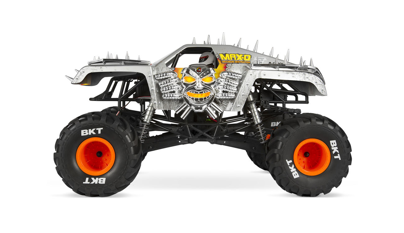 Axial 1:10 SMT10 MAX-D 4WD Monster Truck 2,4 GHz RTR Set AX90057 1