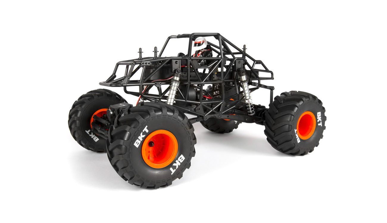 Axial 1:10 SMT10 MAX-D 4WD Monster Truck 2,4 GHz RTR Set AX90057 2