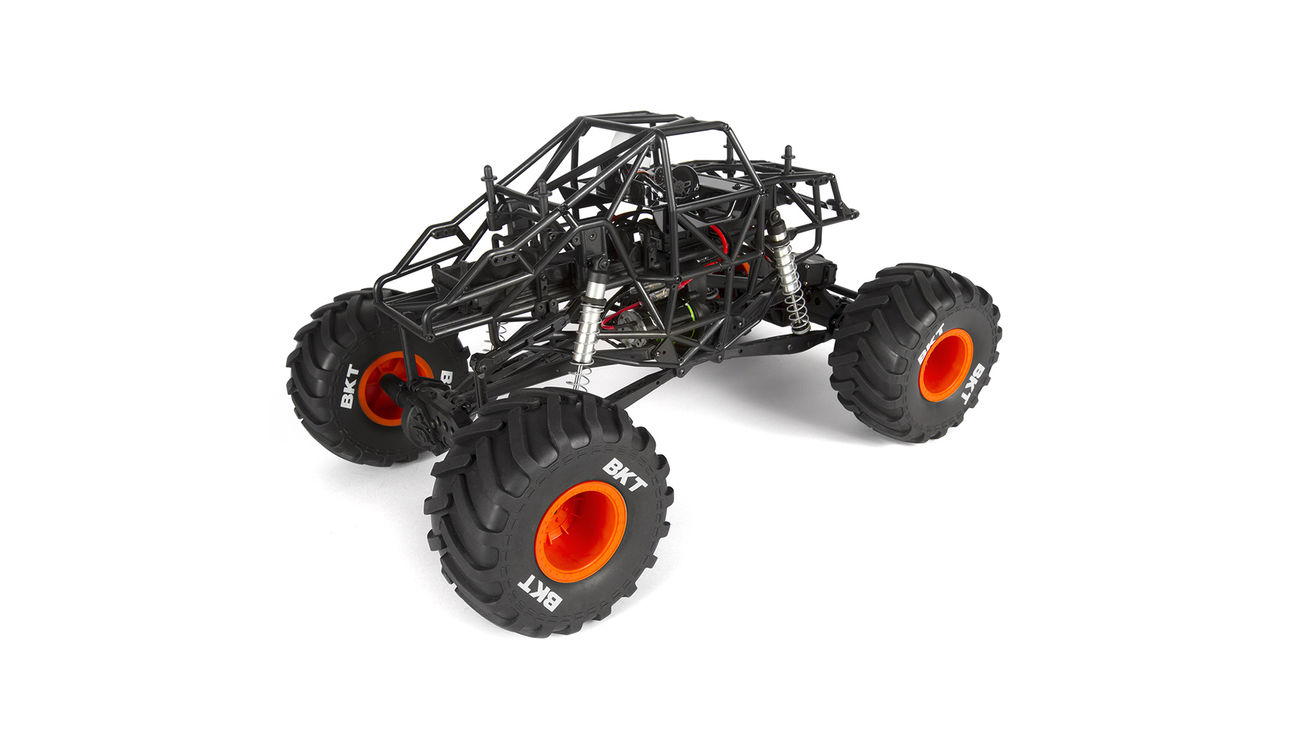 Axial 1:10 SMT10 MAX-D 4WD Monster Truck 2,4 GHz RTR Set AX90057 3