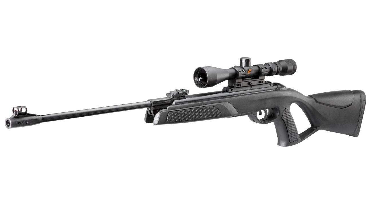 Gamo luftgewehr elite x 4 5 mm diabolo inkl. zielfernrohr 3 9x40 wr