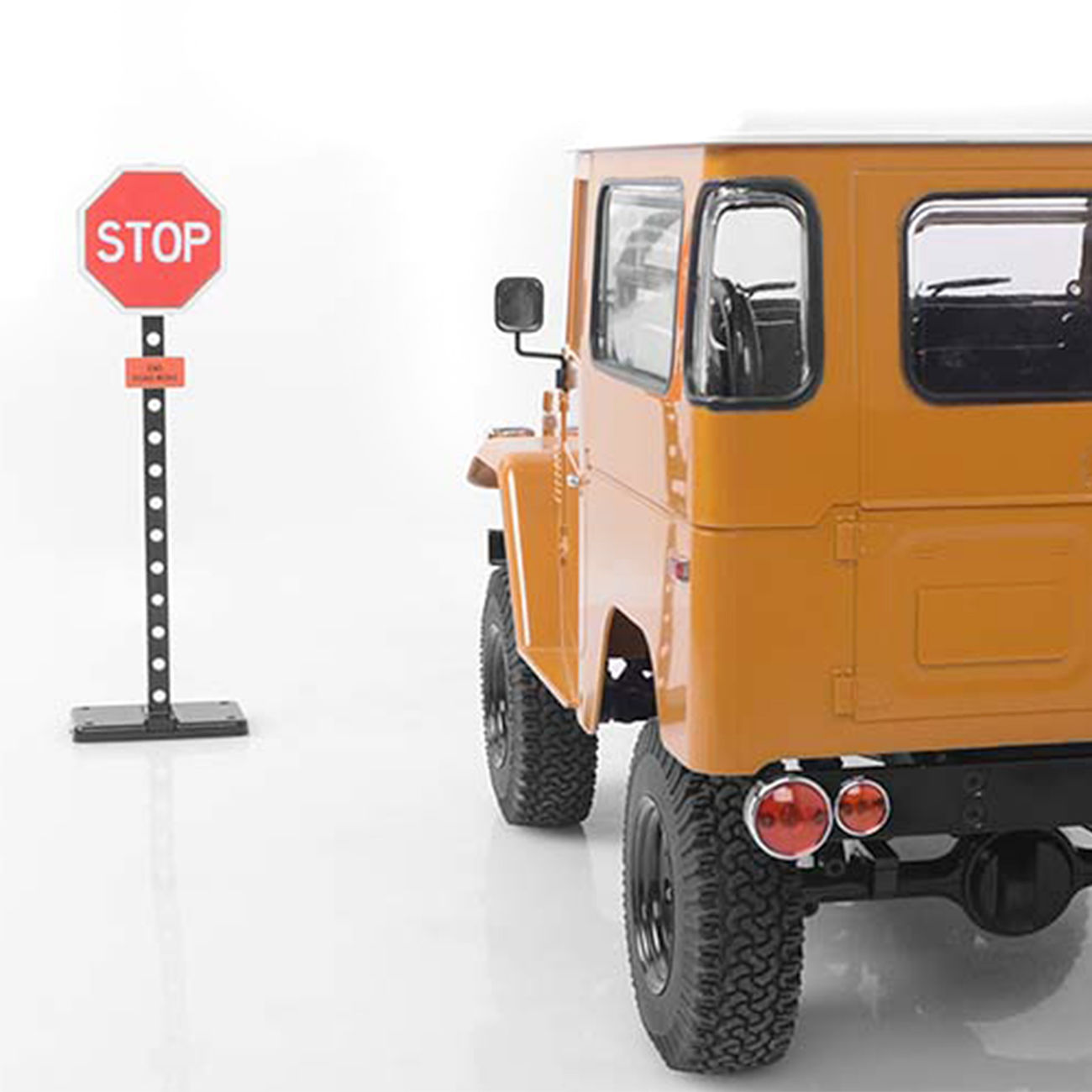 RC4WD Scale Signs Set Z-X0035 3
