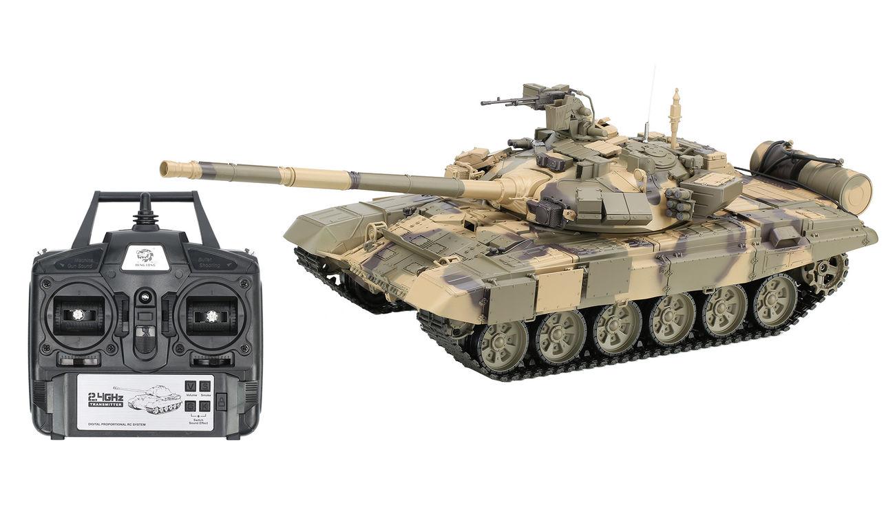 heng long rc russischer kampfpanzer t90 116 schussfähig