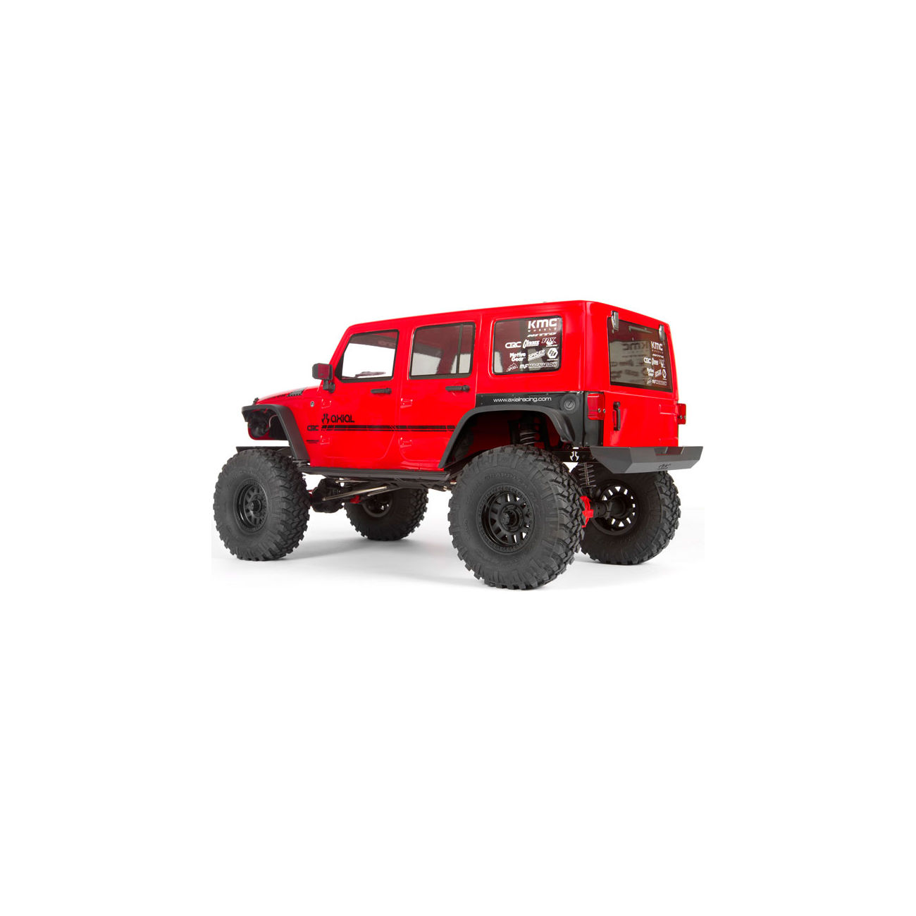 Axial 1:10 SCX10 II Jeep Wrangler Unlimited CRC 2017 4WD Scale-Truck 2,4 GHz RTR Set AX90060 1