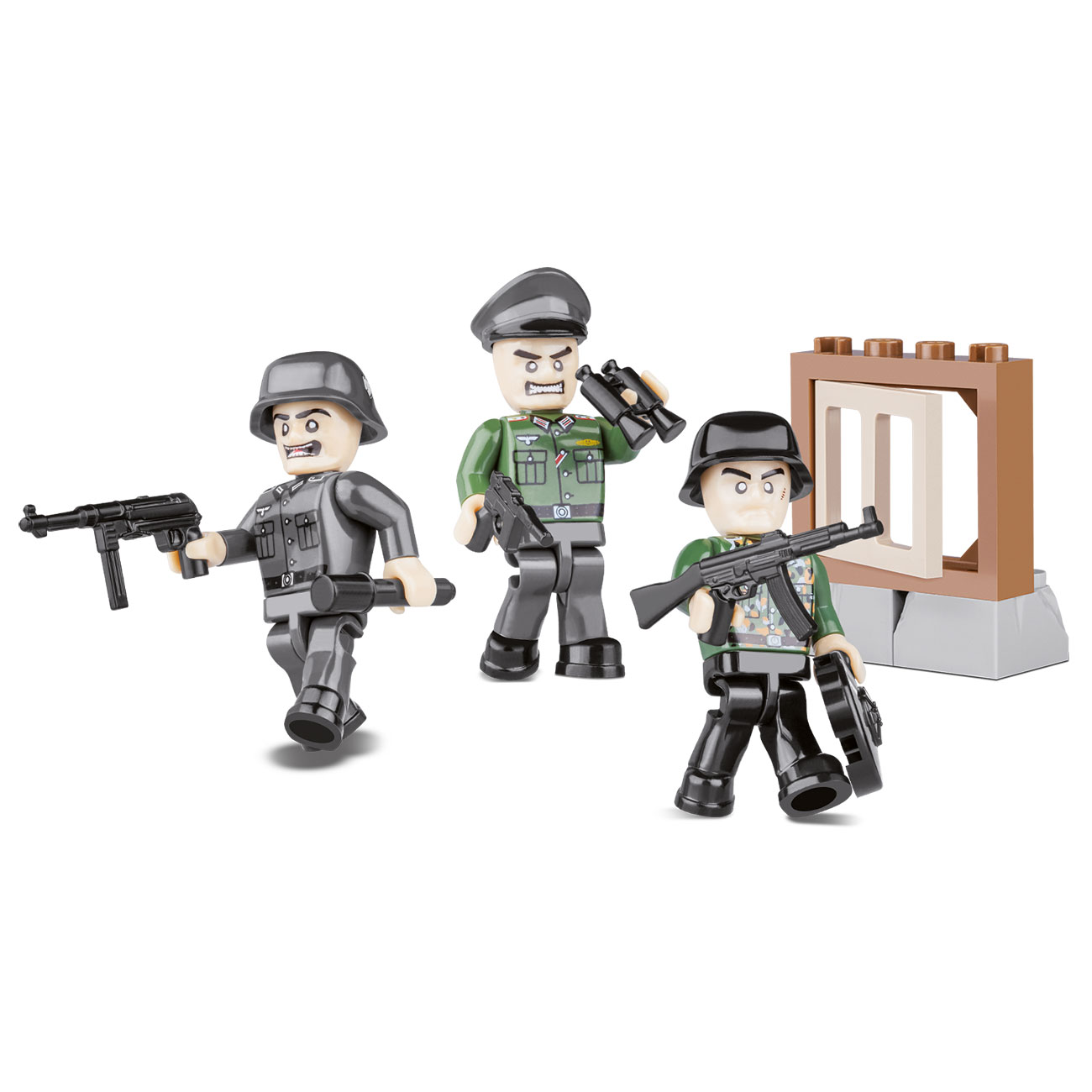 Cobi Historical Collection German Soldiers 25 Teile 2027 0