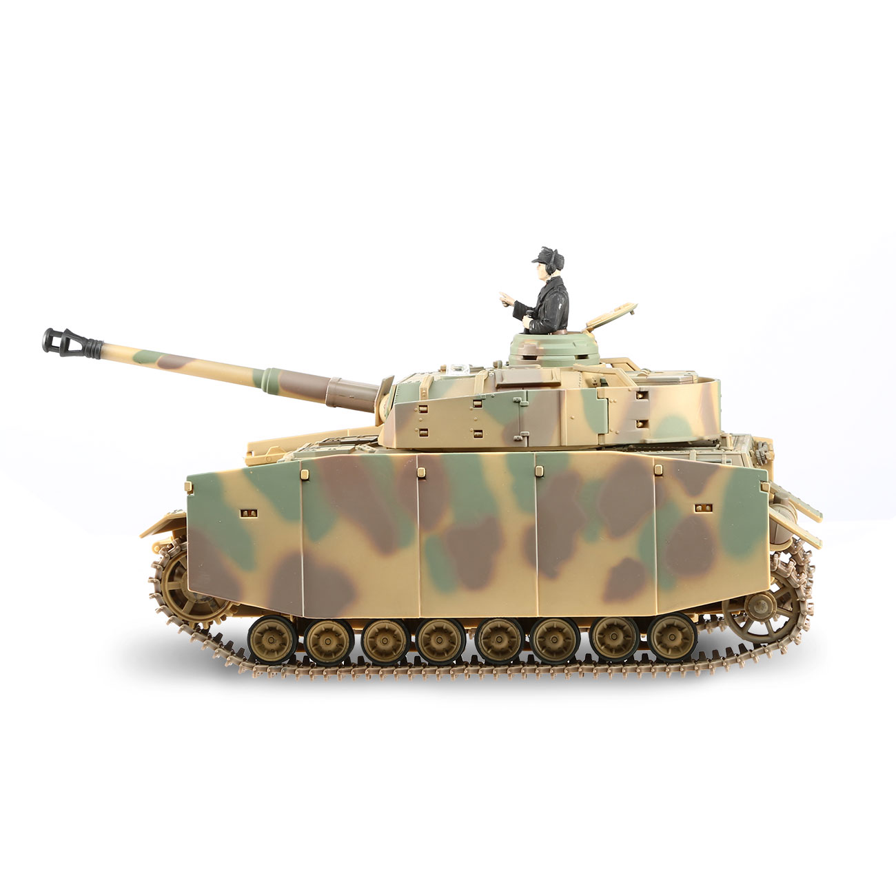 Torro RC War Thunder PzKpfw IV 1:24 Ausf. H Infrarot Sommertarn 2,4 GHz - Limited Edition 1