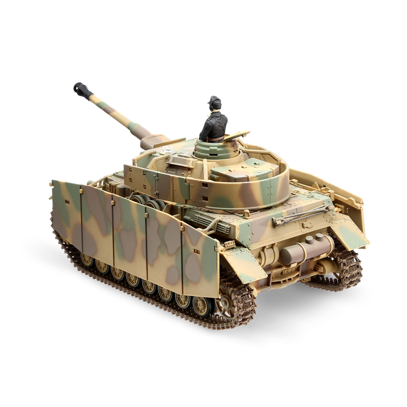 Torro RC War Thunder PzKpfw IV 1:24 Ausf. H Infrarot Sommertarn 2,4 GHz - Limited Edition 2