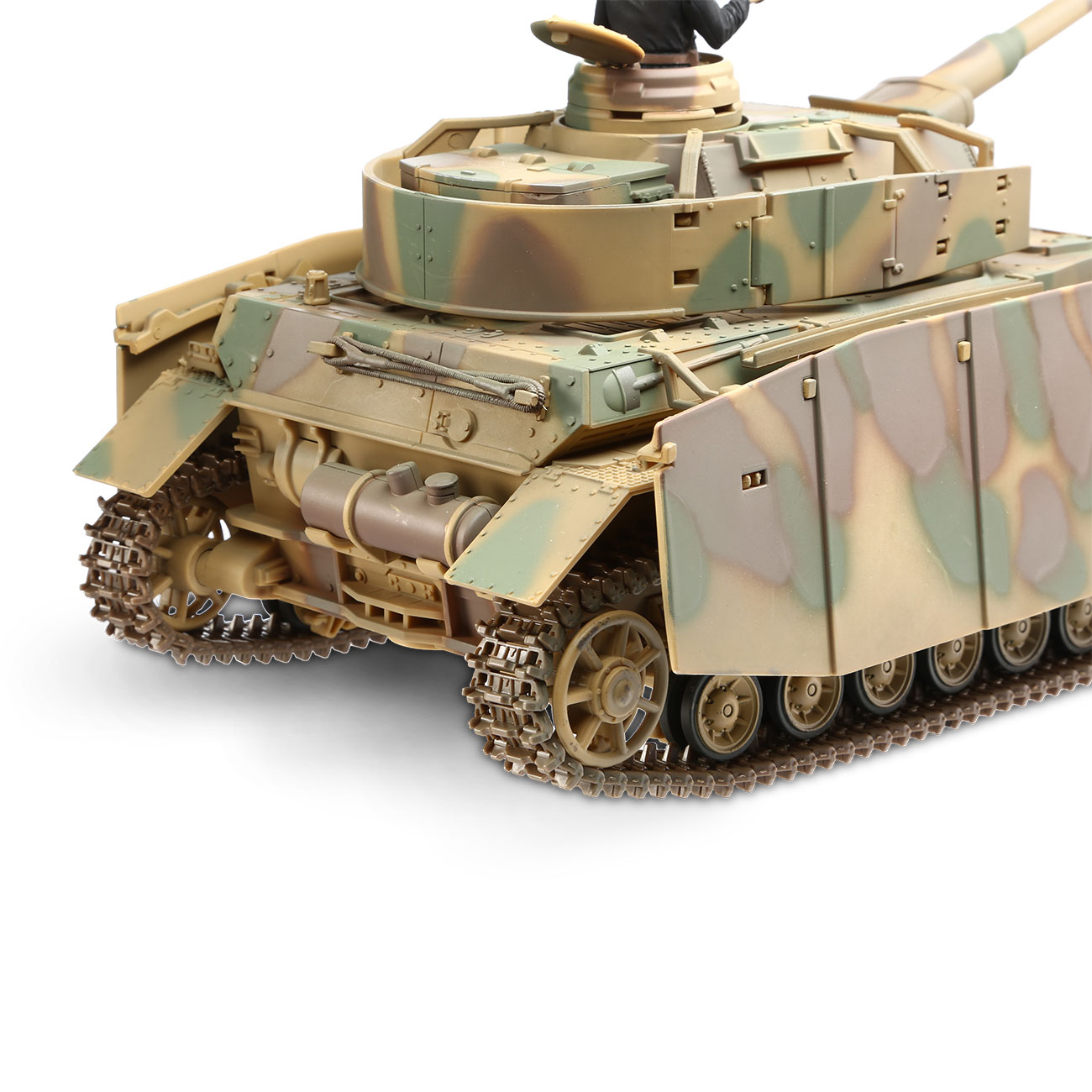 Torro RC War Thunder PzKpfw IV 1:24 Ausf. H Infrarot Sommertarn 2,4 GHz - Limited Edition 6