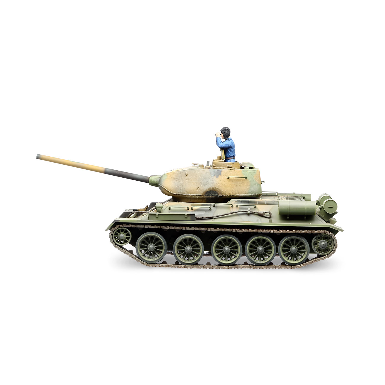 Torro RC War Thunder Panzer T-34/85 1:24 Infrarot Tarn 2,4 GHz - Limited Edition 1