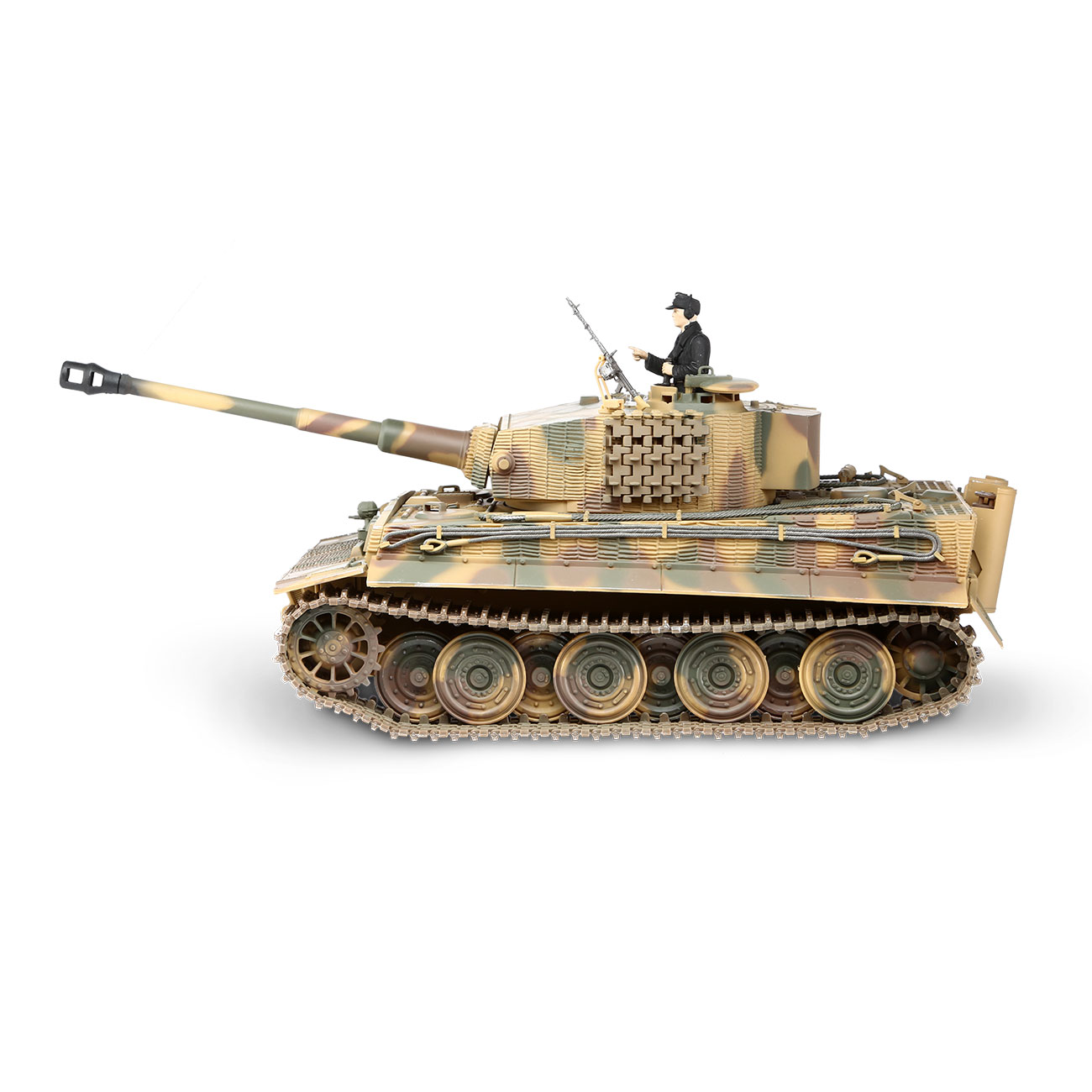 Torro RC War Thunder PzKpfw VI Tiger Ausf. E 1:24 Infrarot Sommertarn 2,4 GHz - Limited Edition 1