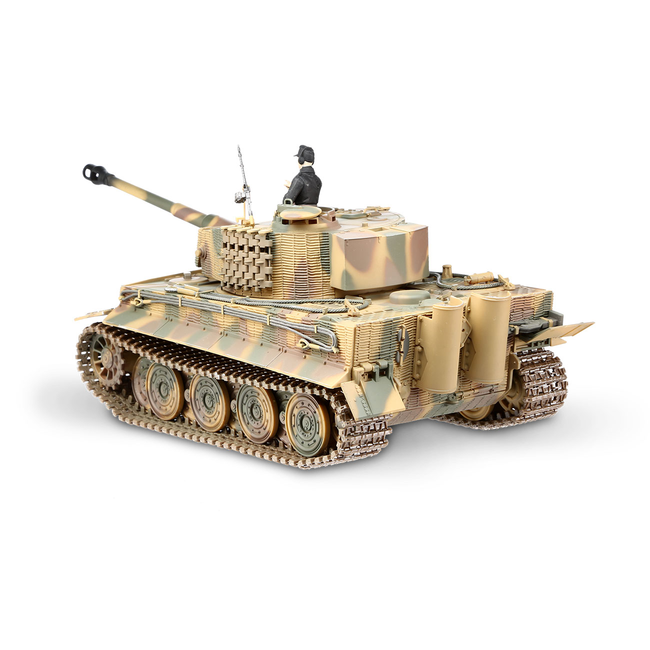 Torro RC War Thunder PzKpfw VI Tiger Ausf. E 1:24 Infrarot Sommertarn 2,4 GHz - Limited Edition 2