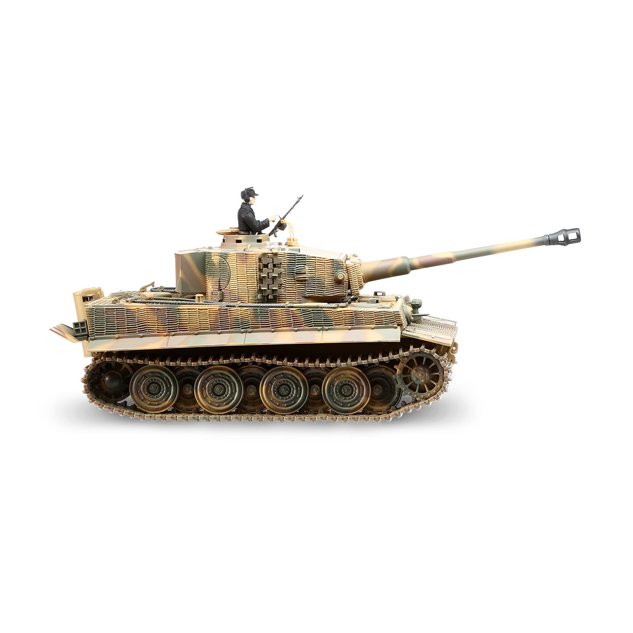 Torro RC War Thunder PzKpfw VI Tiger Ausf. E 1:24 Infrarot Sommertarn 2,4 GHz - Limited Edition 4