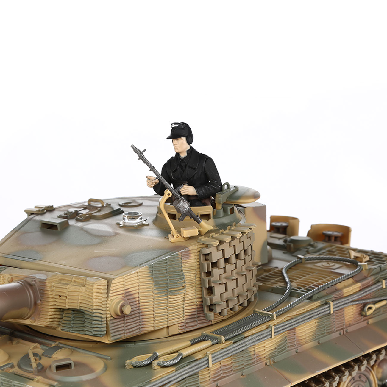 Torro RC War Thunder PzKpfw VI Tiger Ausf. E 1:24 Infrarot Sommertarn 2,4 GHz - Limited Edition 5