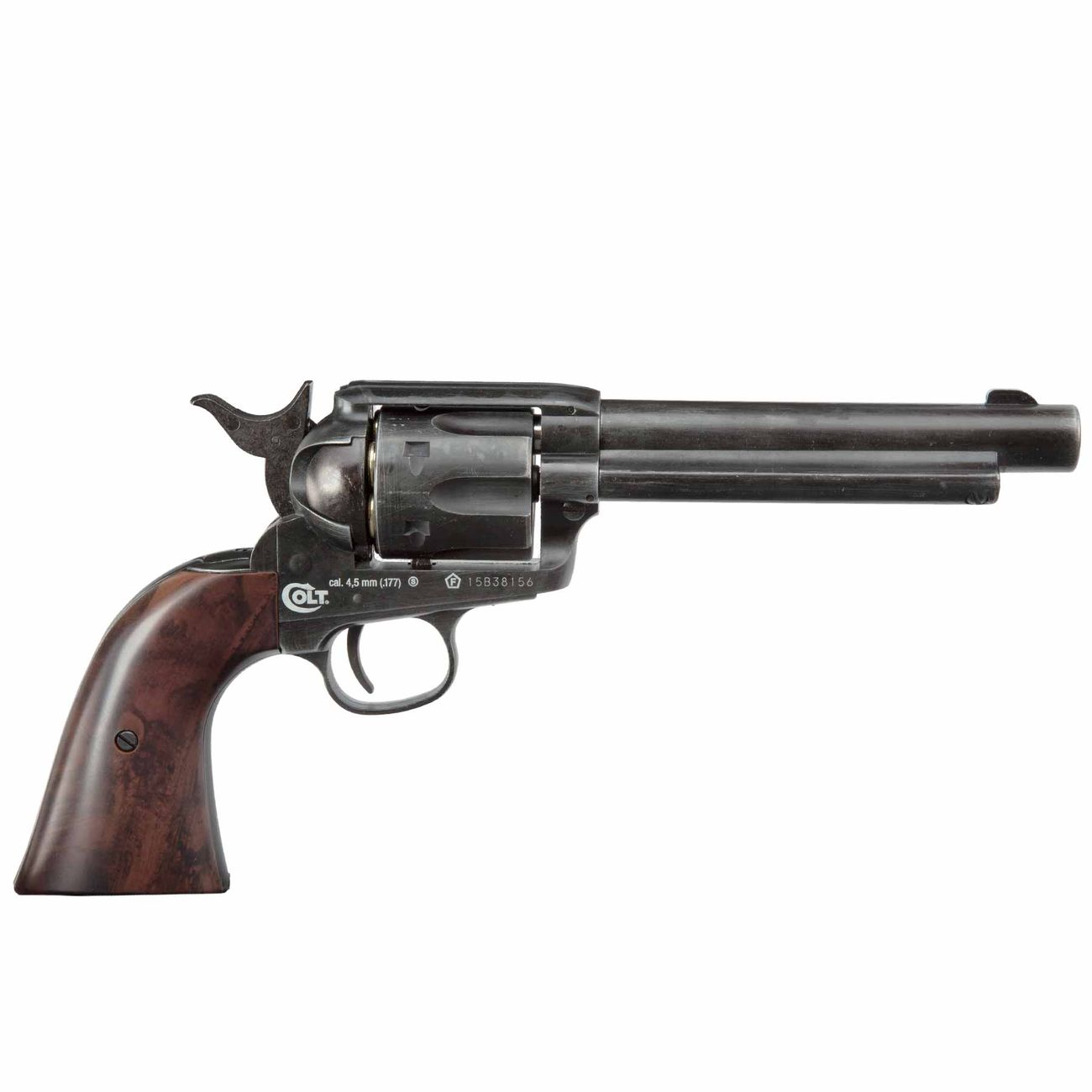 Colt Single Action Army 45 antik CO2 Revolver 4,5mm BB 3