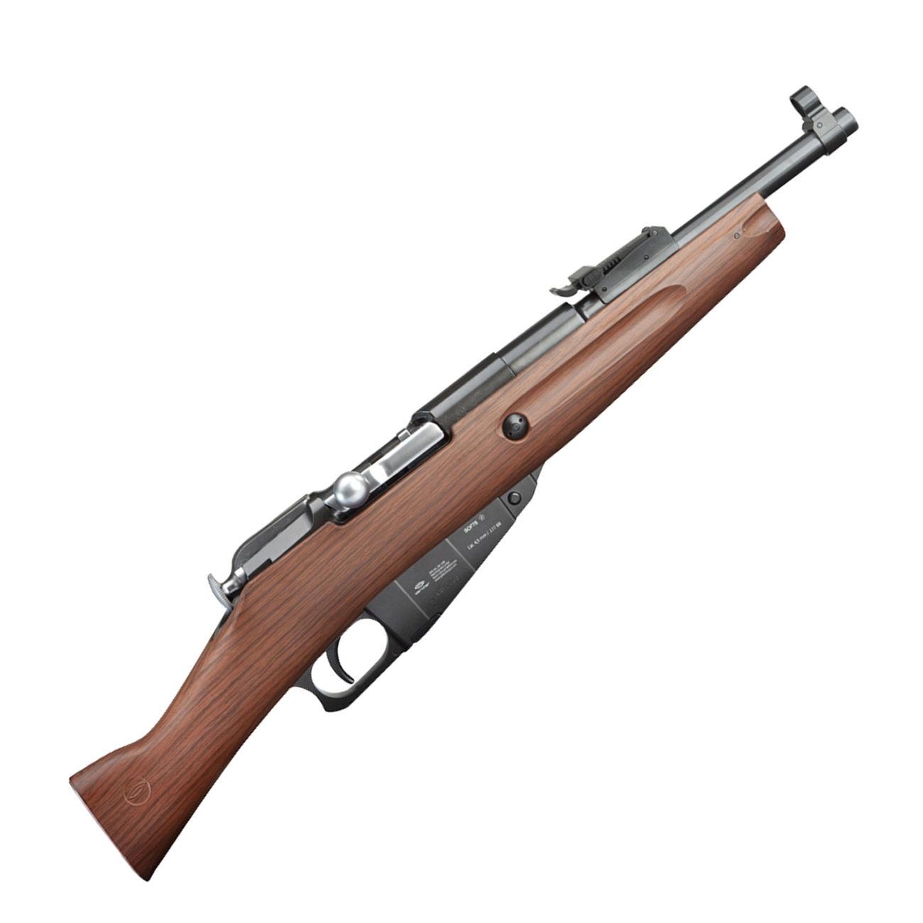 gletcher m1891 co2 luftgewehr kal 4 5mm stahl bb. Black Bedroom Furniture Sets. Home Design Ideas
