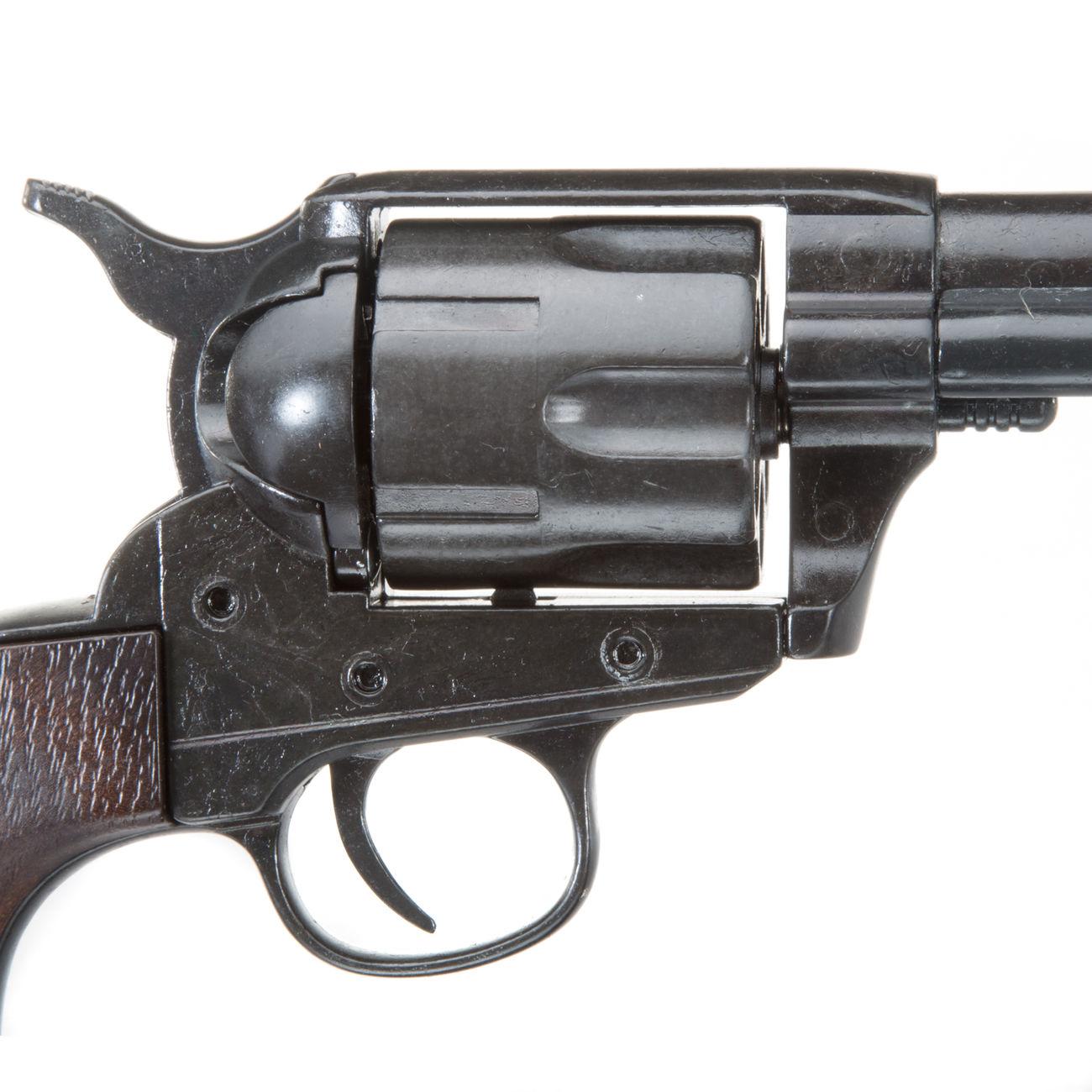 Deko revolver schwarz kotte zeller for Deko schwarz