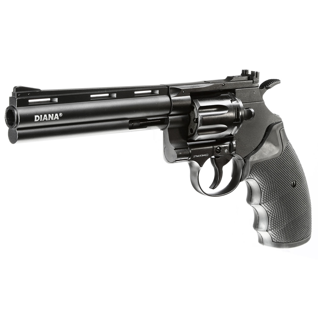 Diana Raptor 6 CO2 Revolver Kal. 4,5mm Diabolo 1