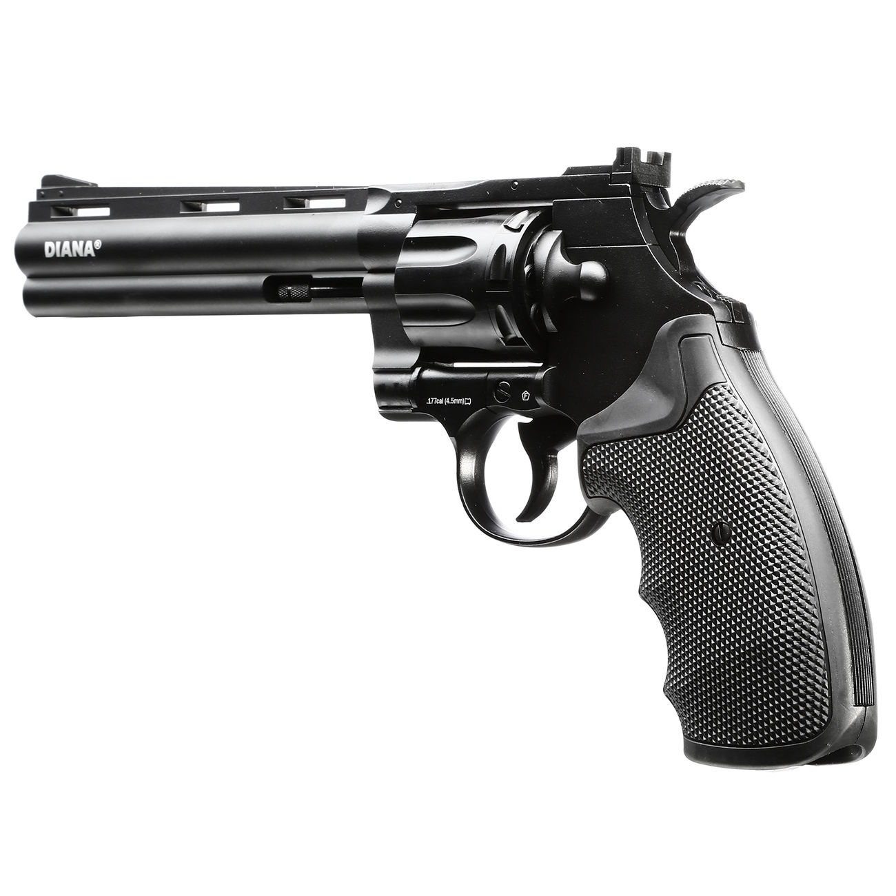 Diana Raptor 6 CO2 Revolver Kal. 4,5mm Diabolo 2