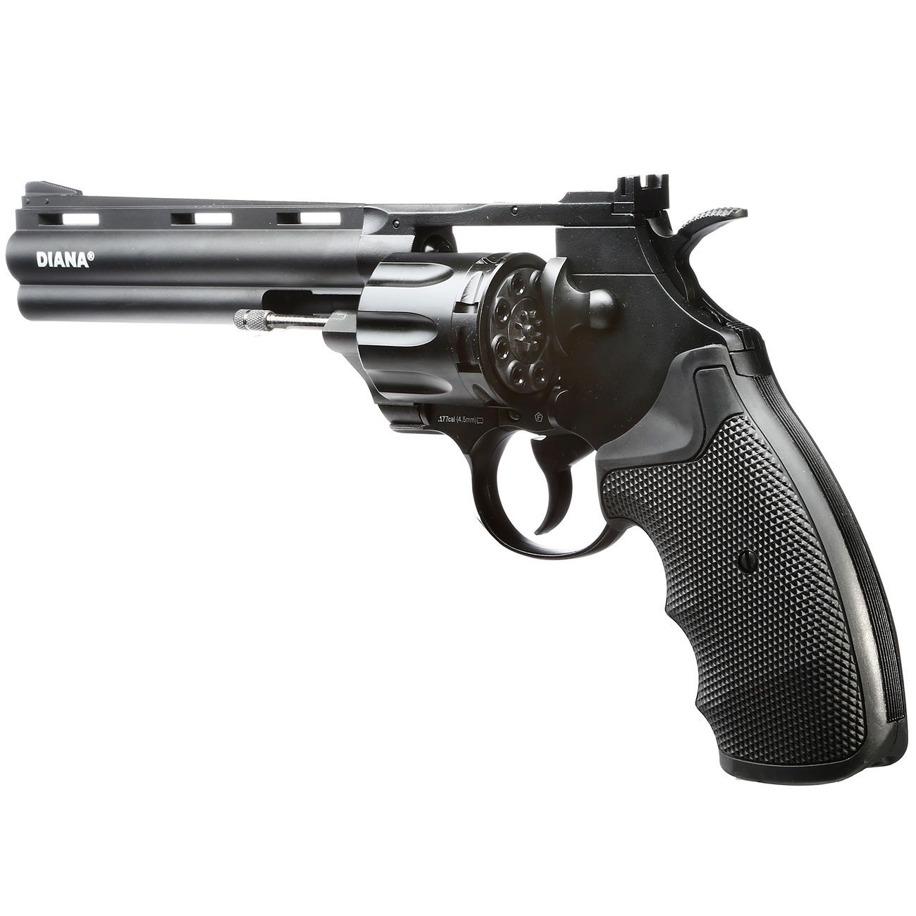Diana Raptor 6 CO2 Revolver Kal. 4,5mm Diabolo 3