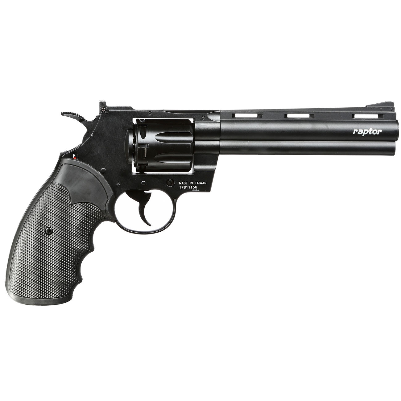 Diana Raptor 6 CO2 Revolver Kal. 4,5mm Diabolo 4
