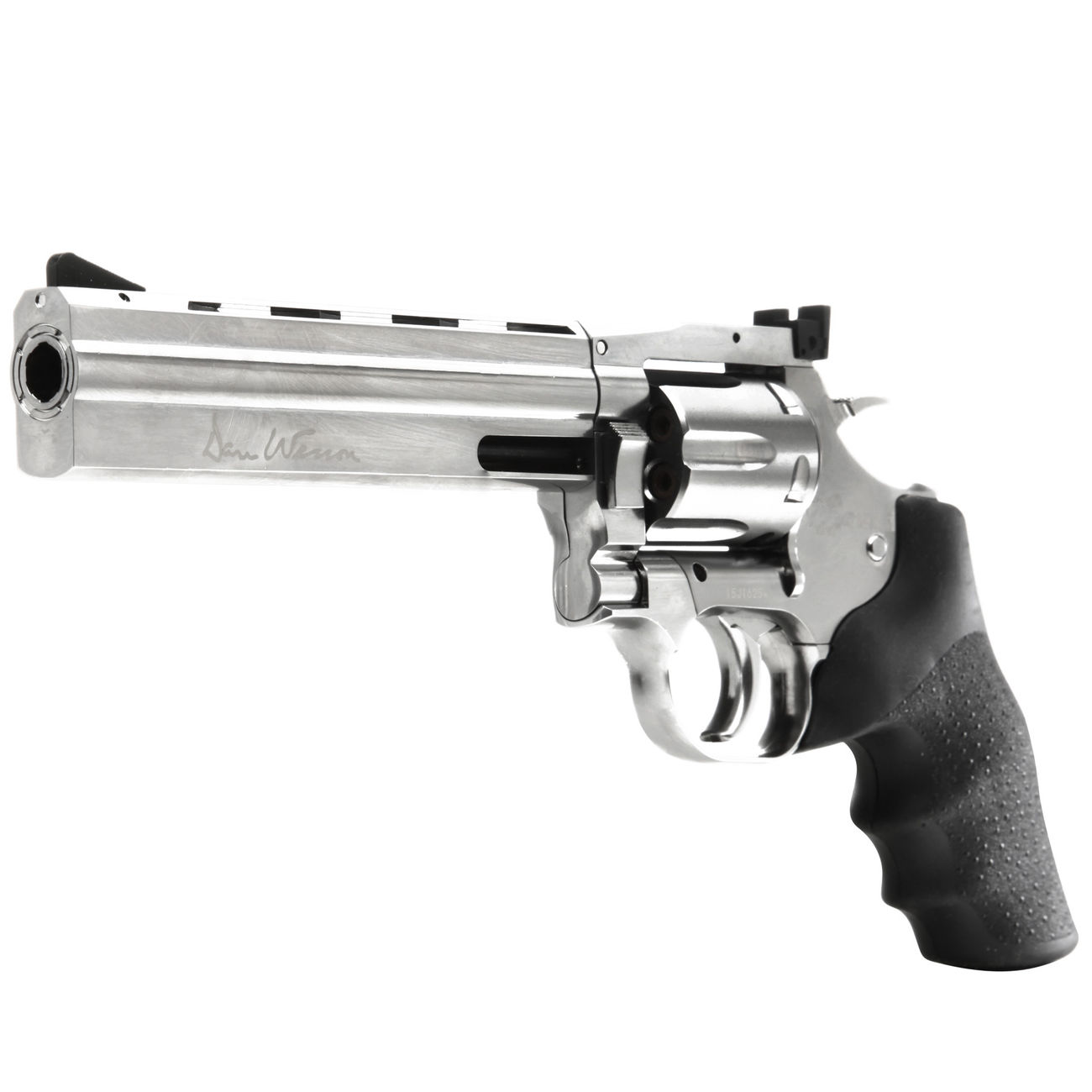 ASG Dan Wesson 715 CO2 Revolver 6 Zoll Kal. 4,5mm BB Starterset 1