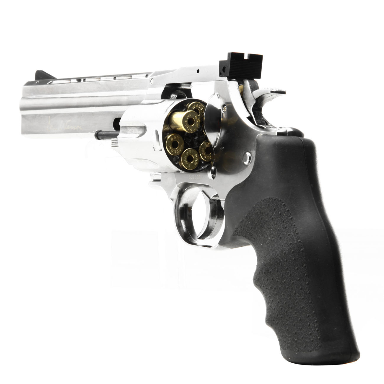 ASG Dan Wesson 715 CO2 Revolver 6 Zoll Kal. 4,5mm BB Starterset 3