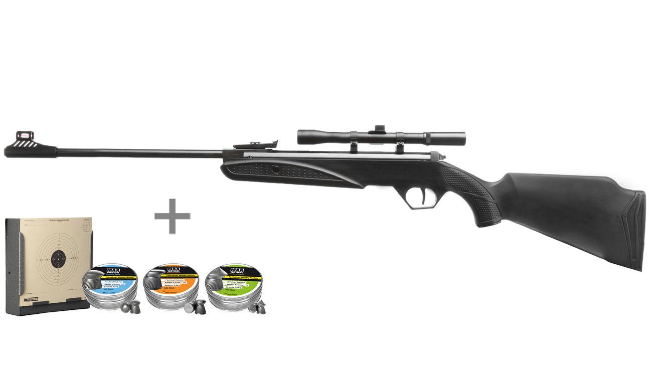 Diana panther 21 luftgewehr kal. 4 5mm diabolo komplettset mit
