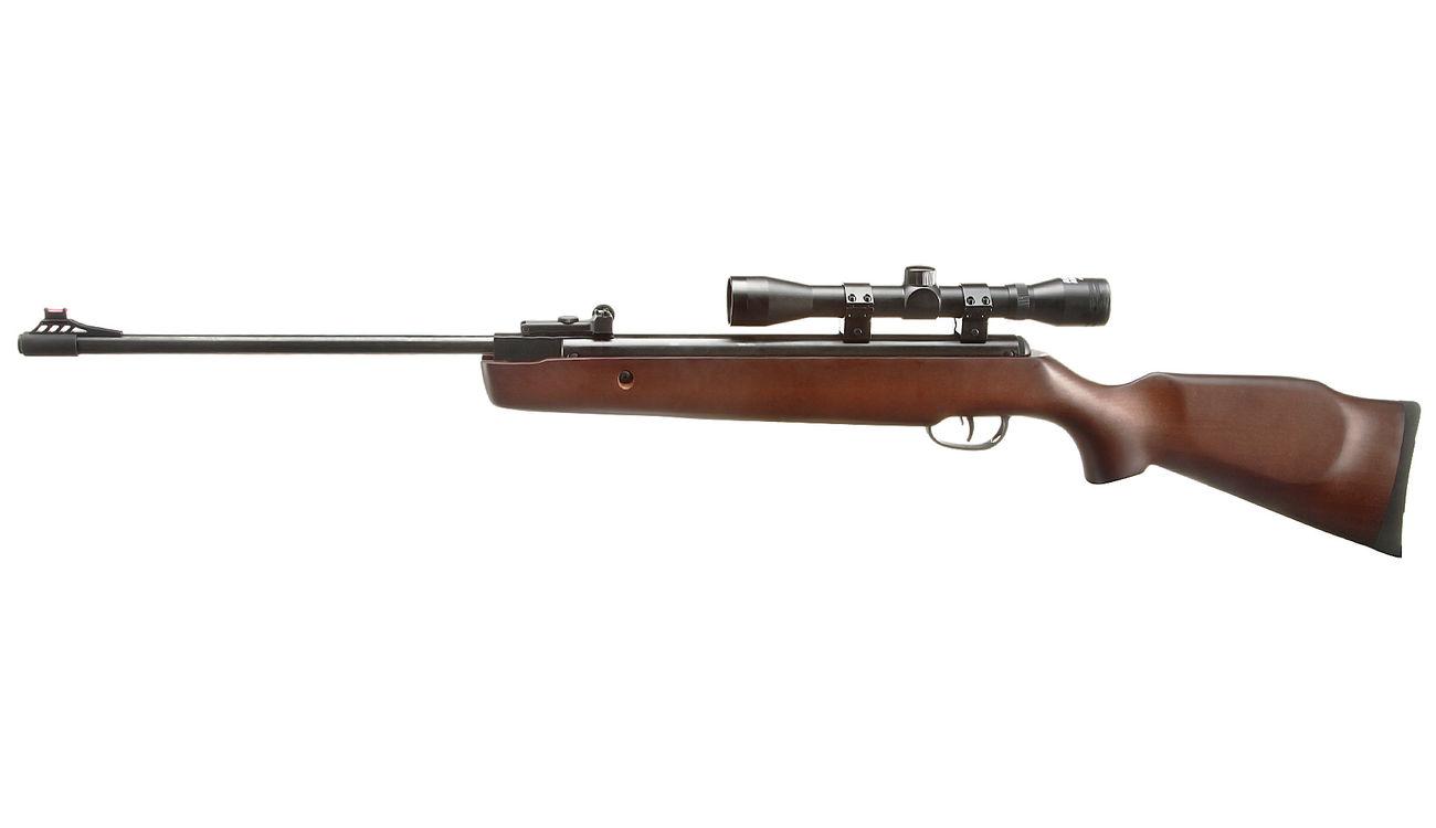 Hämmerli black force 550 luftgewehr knicklauf 4 5mm diabolo inkl