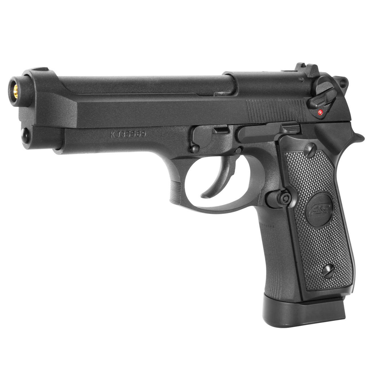 asg x9 classic vollmetall co2 blowback luftpistole 4 5mm bb schwarz versandr ckl ufer g nstig. Black Bedroom Furniture Sets. Home Design Ideas