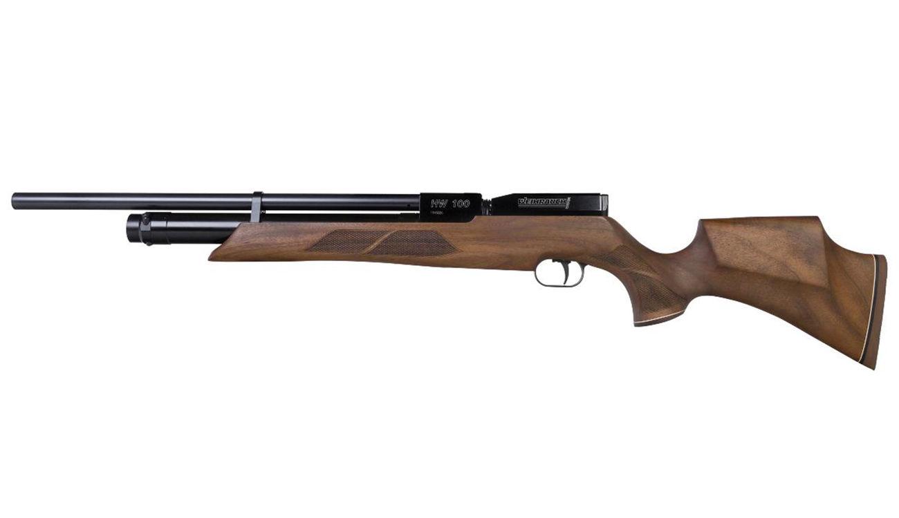 weihrauch hw 100 s pressluftgewehr kal 4 5mm diabolo g nstig kaufen kotte zeller. Black Bedroom Furniture Sets. Home Design Ideas