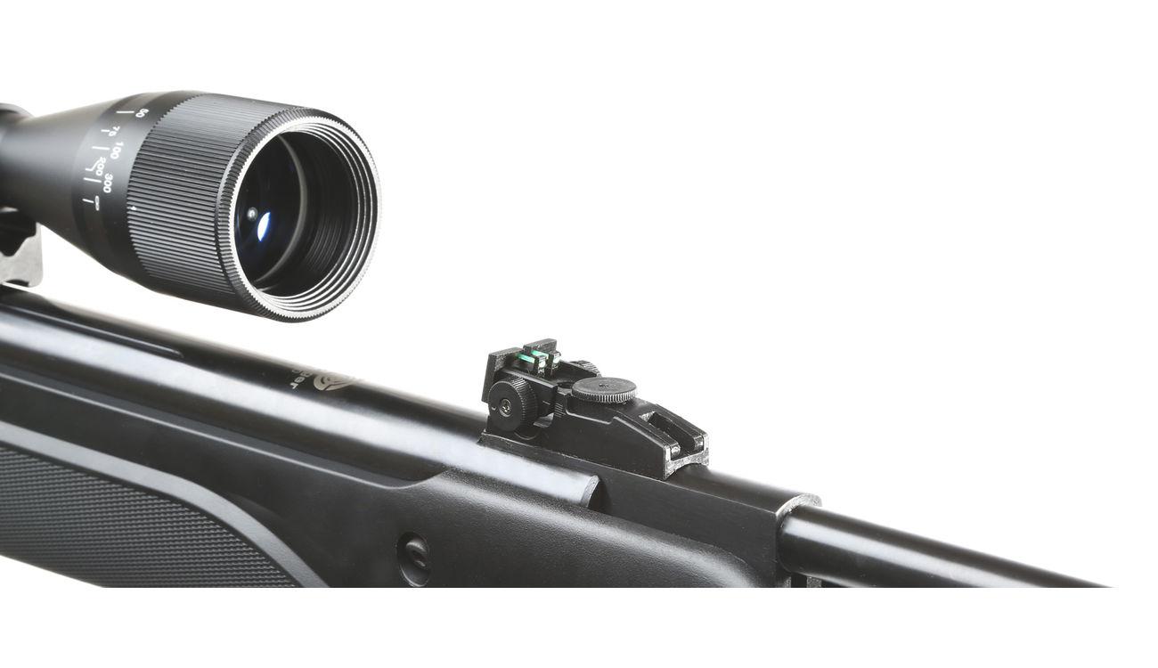 Stoeger a30 combo luftgewehr schwarz inkl. zielfernrohr kal. 4 5mm