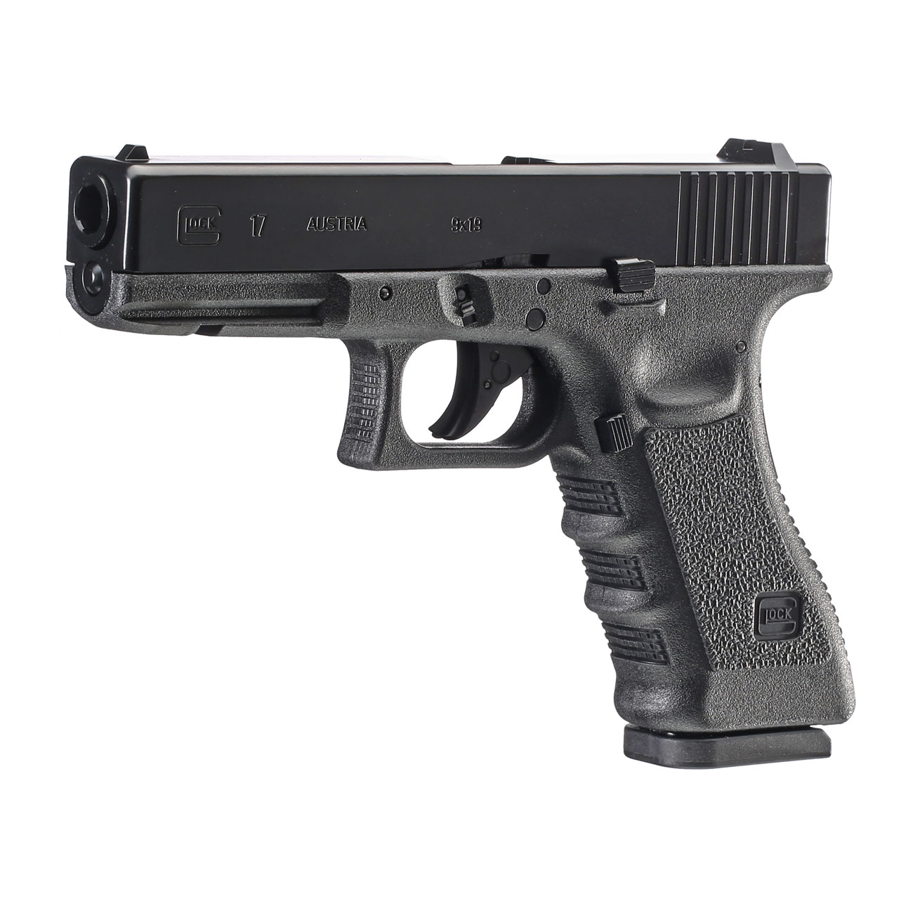 Glock 17 CO2 Luftpistole Kal. 4,5 mm BB 2