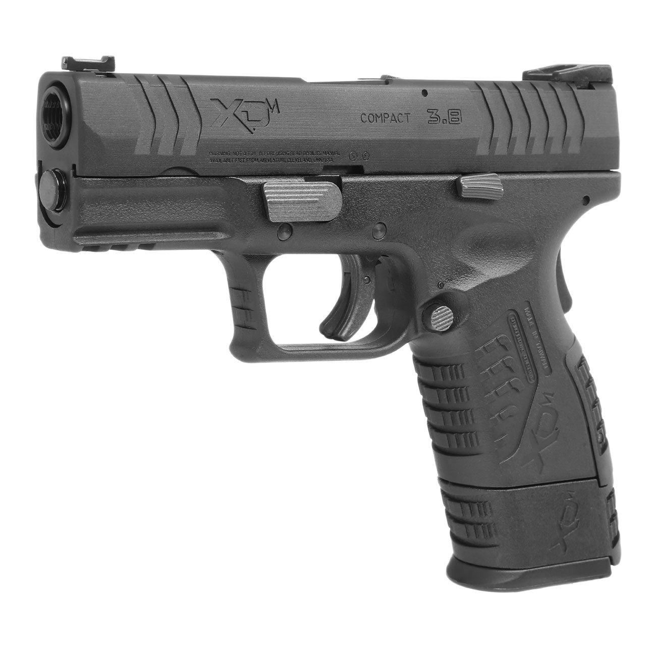 Springfield XDM Compact CO2-Luftpistole 4,5mm BB Blowback 1
