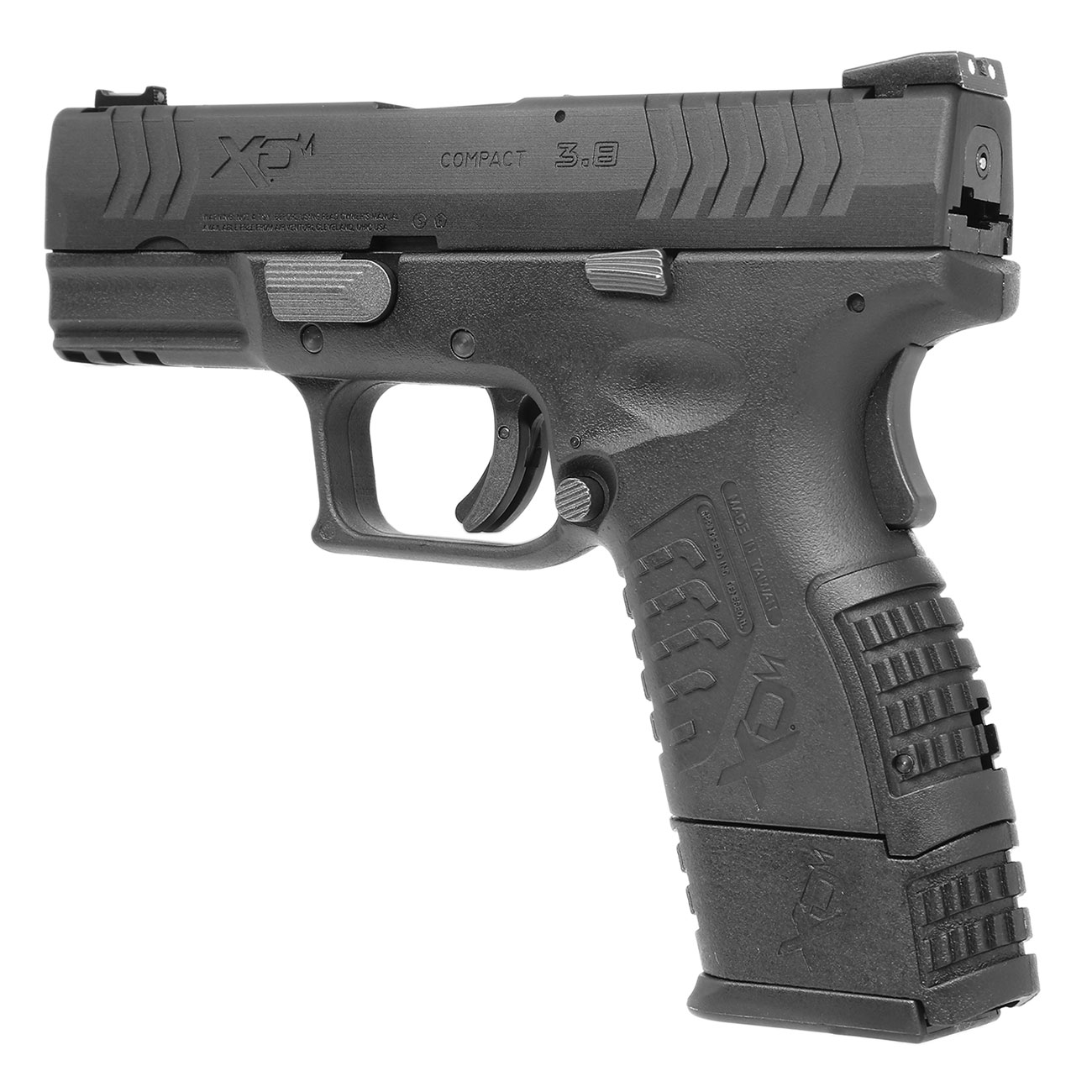 Springfield XDM Compact CO2-Luftpistole 4,5mm BB Blowback 2