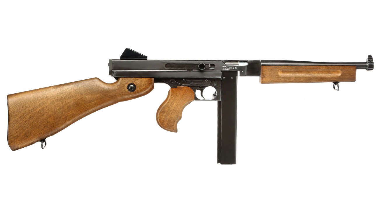 Legends M1A1 Legendary CO2-Luftgewehr Blowback Kal. 4,5 mm Stahl-BB 4