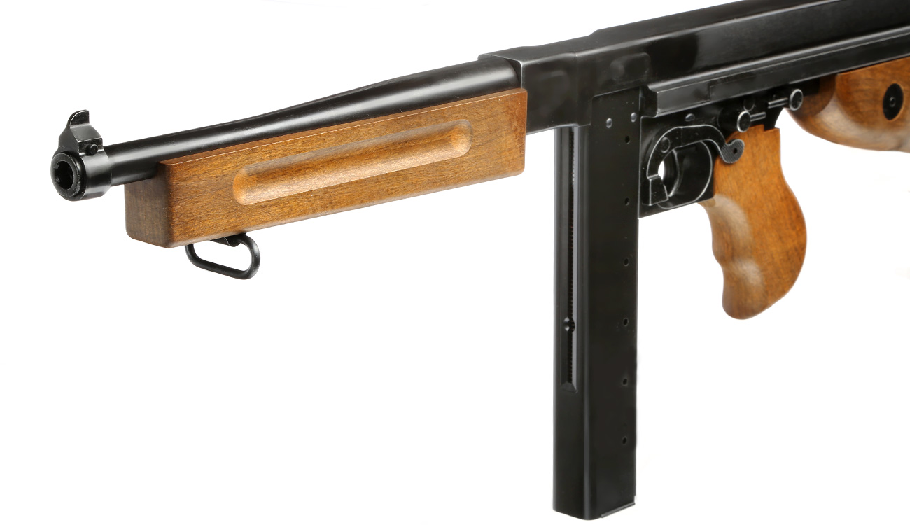 Legends M1A1 Legendary CO2-Luftgewehr Blowback Kal. 4,5 mm Stahl-BB 8