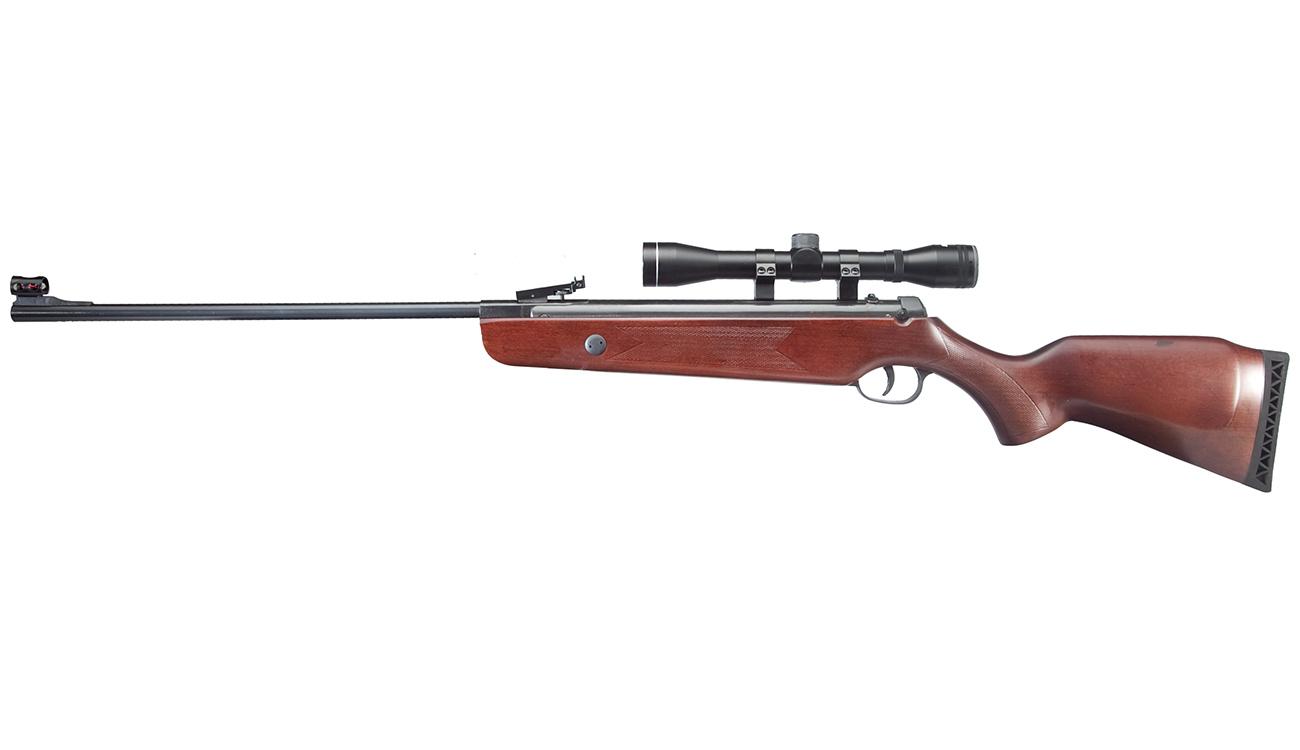 Hämmerli hunter force 600 combo luftgewehr 4 5 mm inkl. 4x32