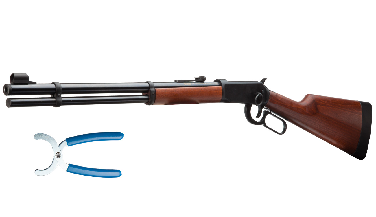 Walther lever action standard co unterhebelspanner luftgewehr