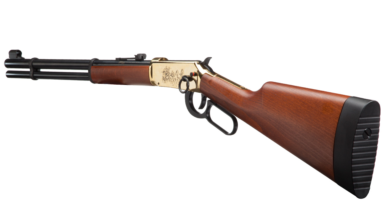 Walther lever action wells fargo co unterhebelspanner luftgewehr