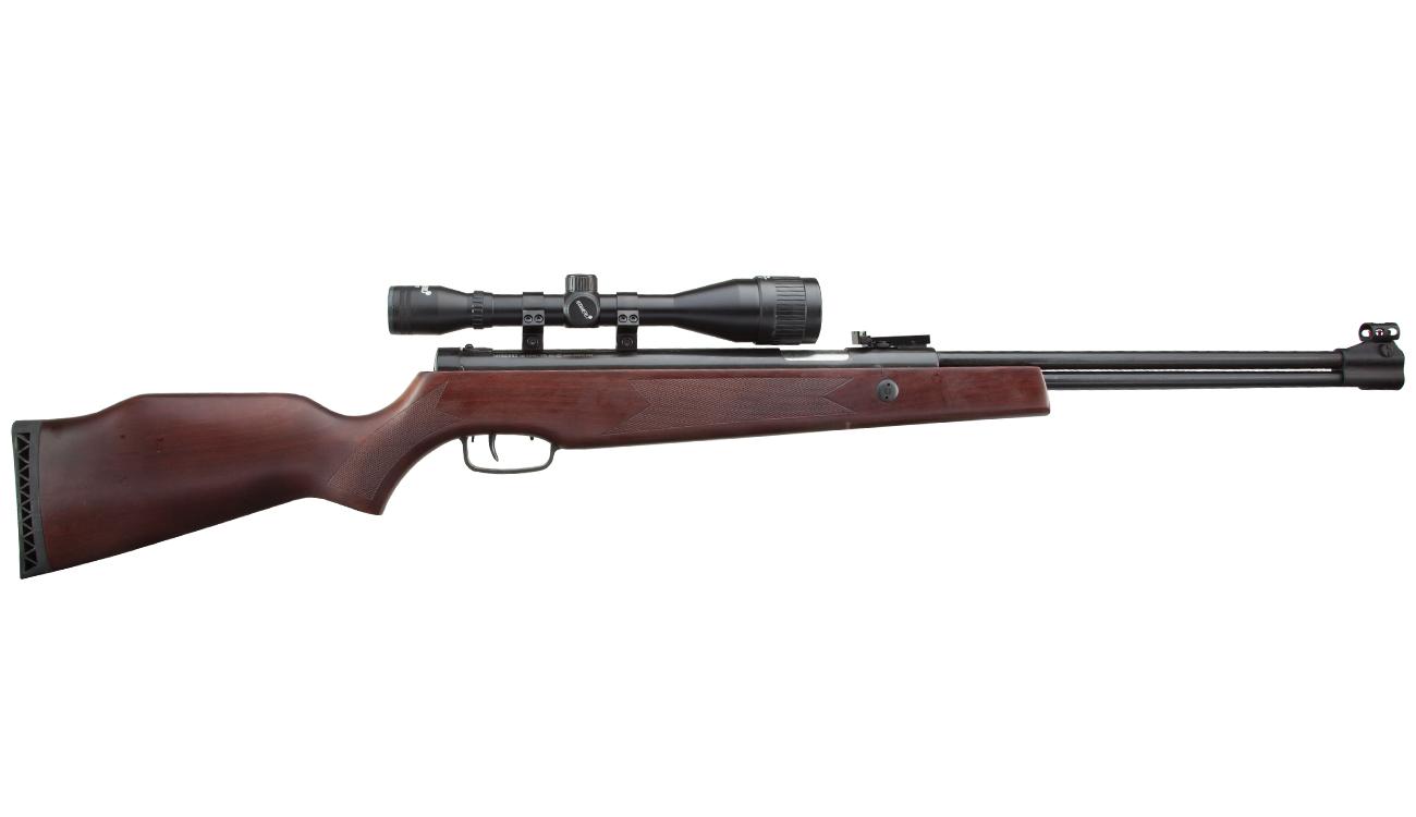 Hämmerli hunter force 900 combo unterhebelspanner luftgewehr 4 5 mm