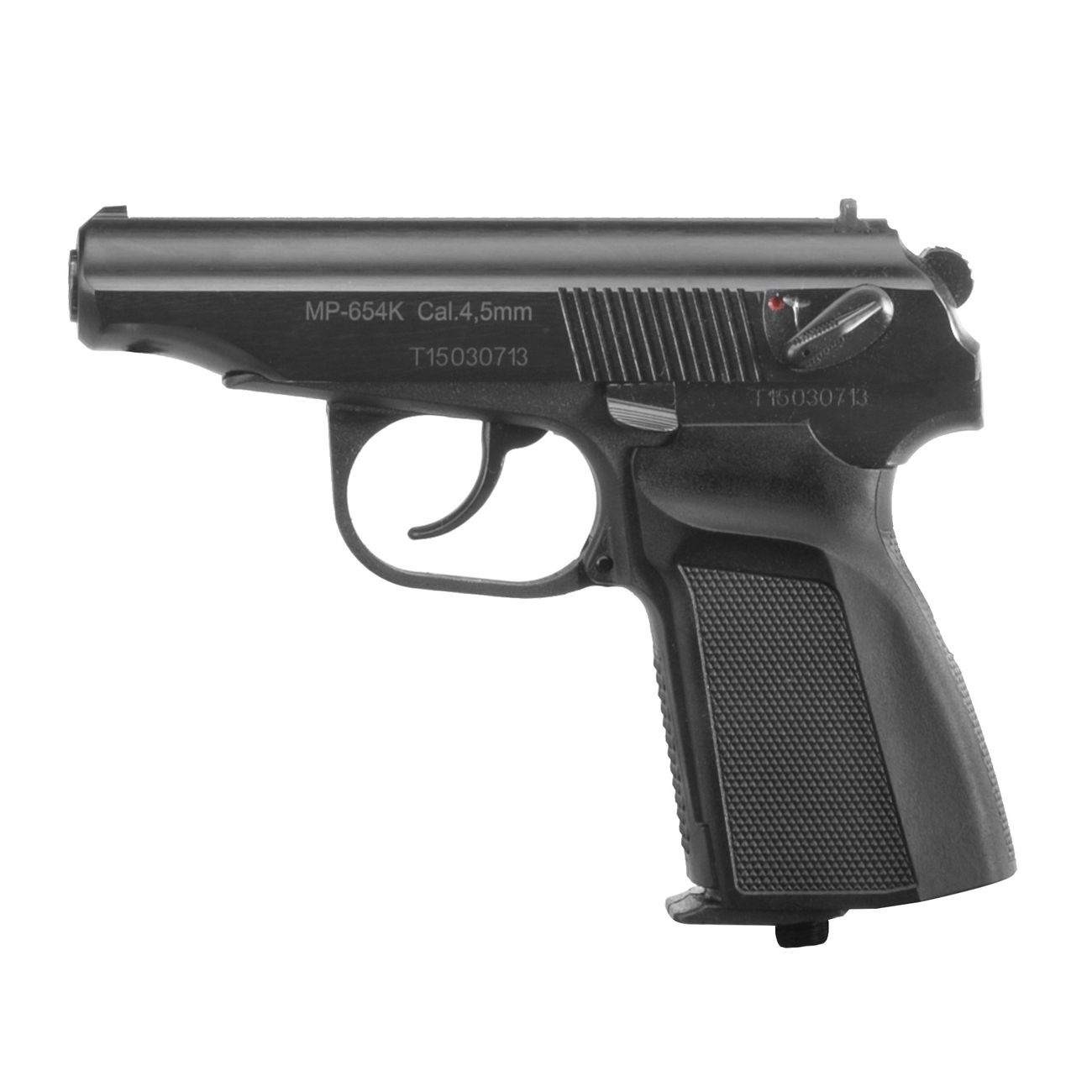 Baikal Makarov MP-654K CO2-Pistole 4,5mm BB 0