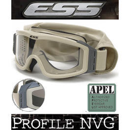 ESS Brille Profile NVG Desert Tan