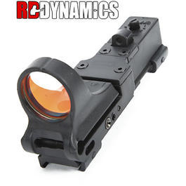RD Dynamic Red-Dot Leuchtpunktvisier für 20mm Schiene