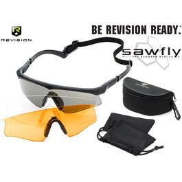 Revision Brille Sawfly PRO Shooters Deluxe Kit - Regular