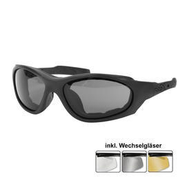 Wiley X Brille XL-1 Advance inkl. 3 Wechselgläsern
