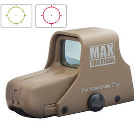 MAX Tactical 551 Holosight Tan